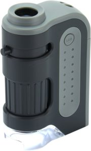 Carson MicroBrite Plus 60x-120x Power LED Lighted Pocket Microscope (MM-300) review