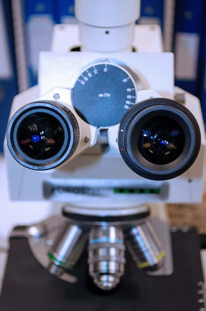 Microscope Eye Piece Lens